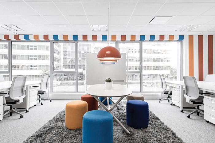 电子商务办公室装修设计方案