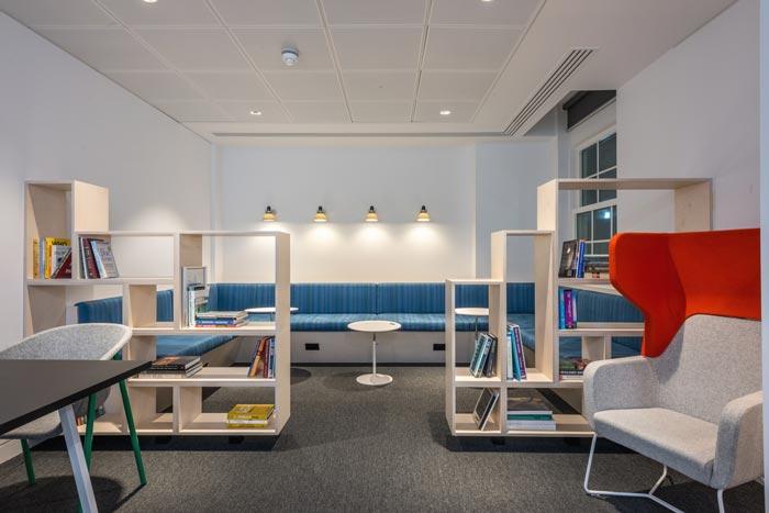 市场调研公司办公室装修设计案例