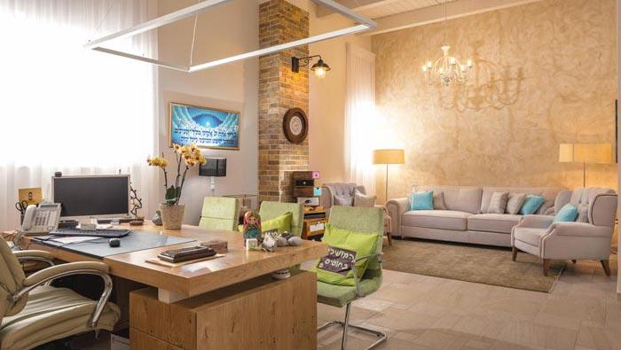 现代美式风格办公室装修设计案例效果图 岚禾办公空间设计