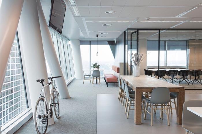 小型办公室装修设计案例