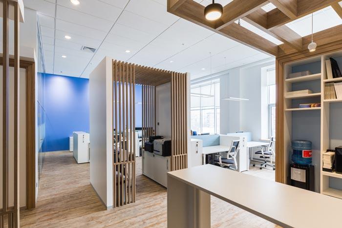 小型照明公司办公室装修设计案例