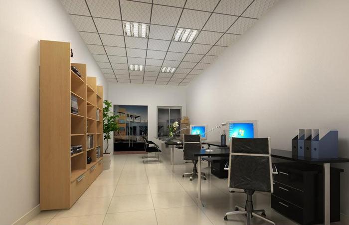 办公室免费设计效果图