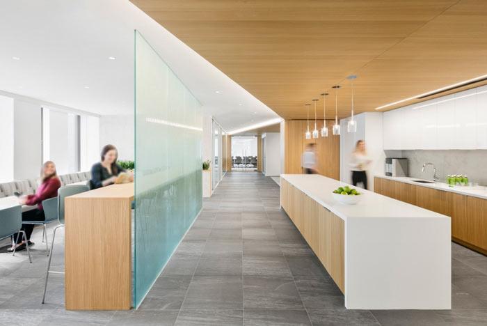 外贸公司办公室茶水间,吧台装修设计效果图