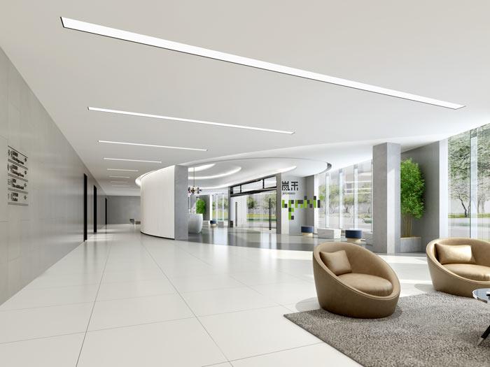 杭州萧山区办公室装修设计方案