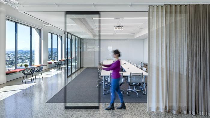 会议室装修设计方案效果图