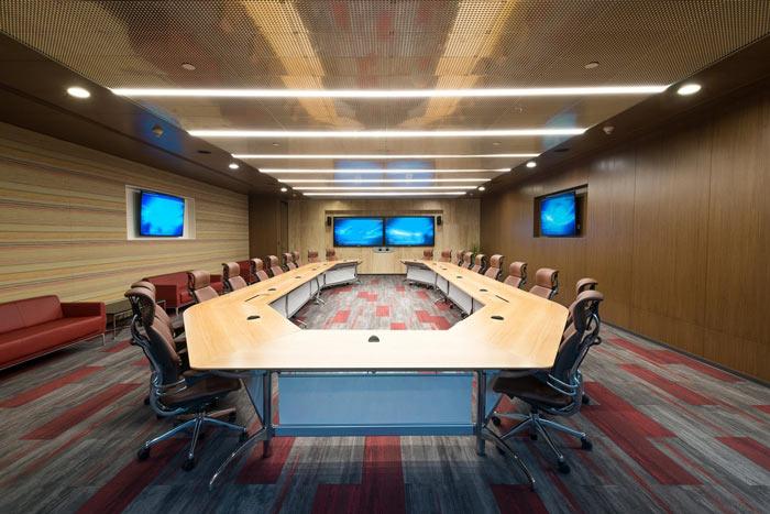 会议室设计方案效果图