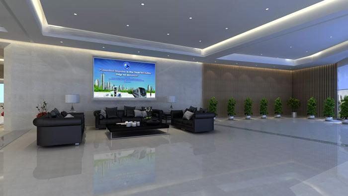 环保服装设计图_地铁指挥中心办公室装修设计效果图_岚禾办公室设计