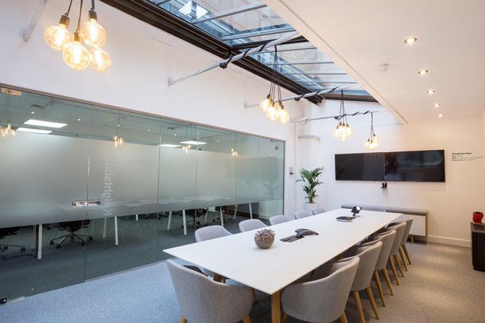仓库办公室会议室装修设计效果图