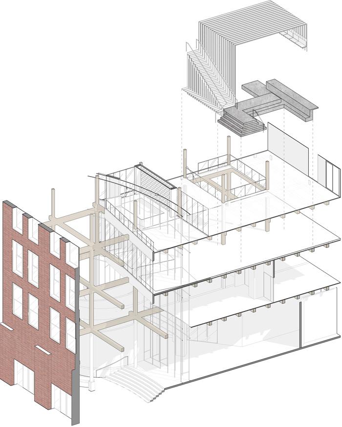 联合办公空间装修效果图
