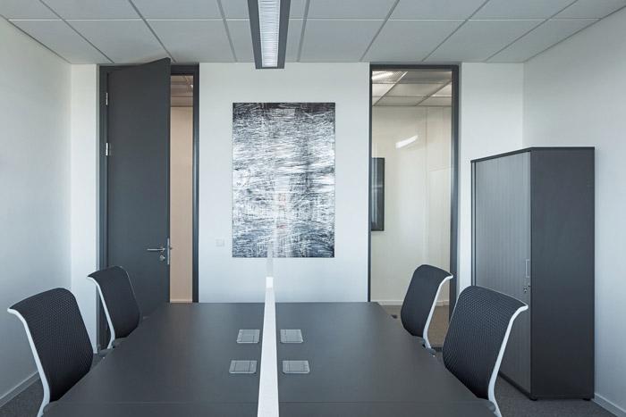 运输公司接待室装修设计效果图