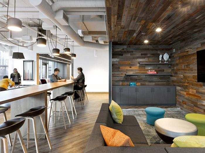 基金公司办公室装修设计效果图