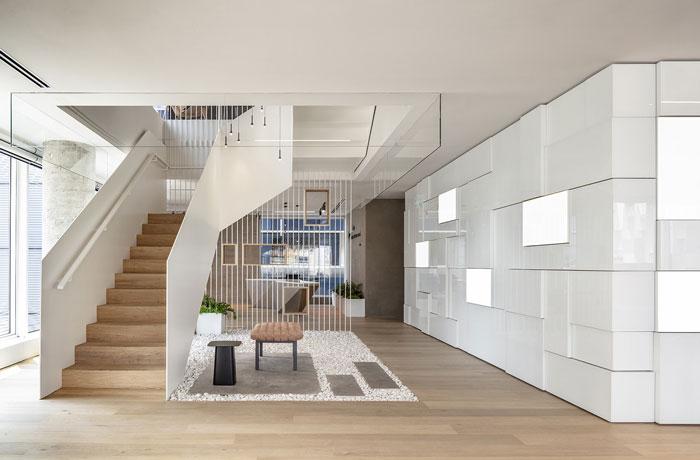 总部新办公楼装修设计效果图_岚禾办公室设计