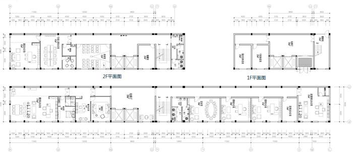杭州鸿世电器办公楼4F平面图