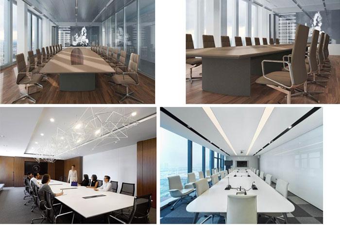 杭州鸿世电器办公楼大会议室效果图
