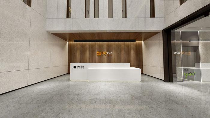 杭州智能厂房办公楼设计方案