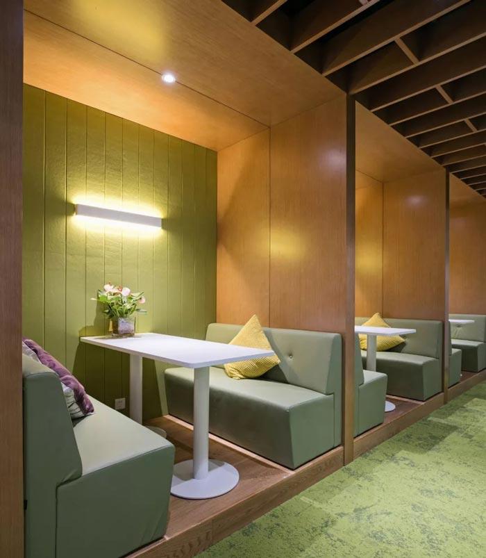 10000平方集團辦公室洽談室設計方案