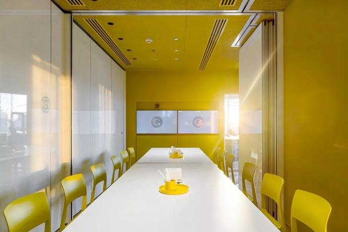 二(2)层办公室会议室设计方案