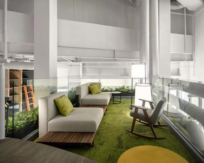 二(2)层办公室休息区设计方案