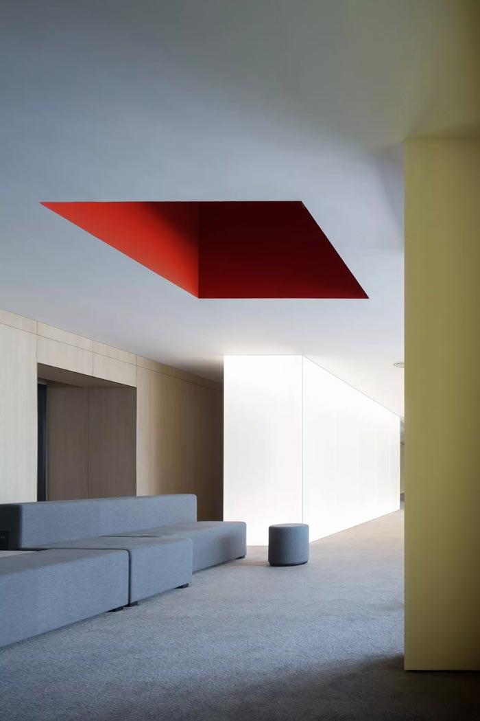 8000平方办公室走廊设计方案