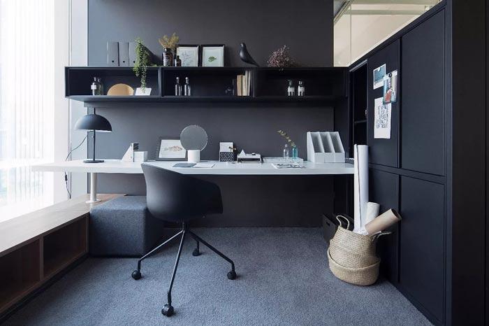 8000平方经理办公室设计方案