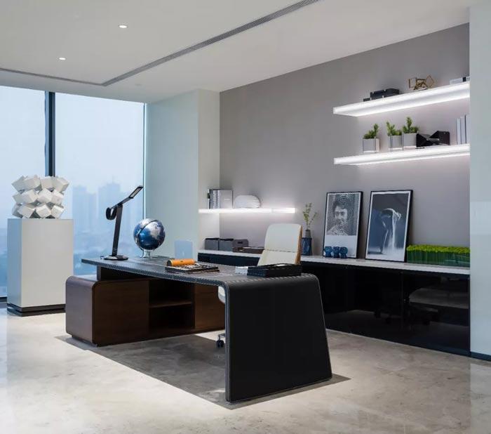 3000平方办公楼总经理办公室设计方案