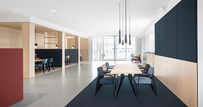 环保服装设计图_理财公司办公室装修设计效果图_岚禾办公室设计