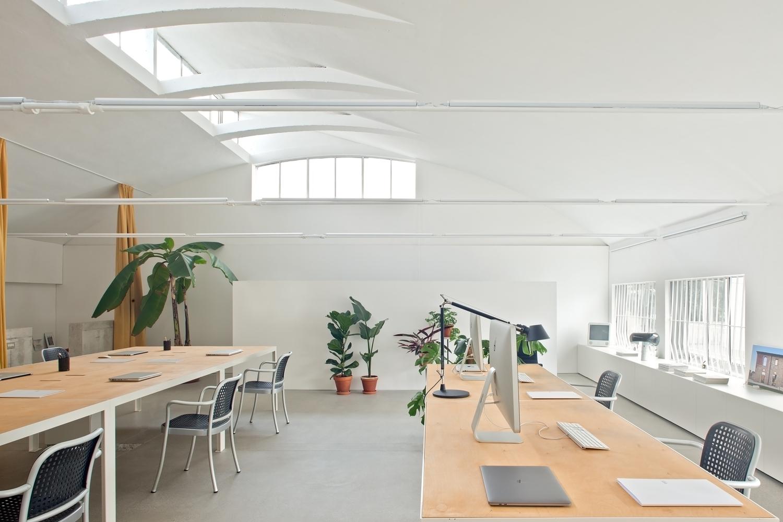 旧厂房改造装修设计案例【210平方米】