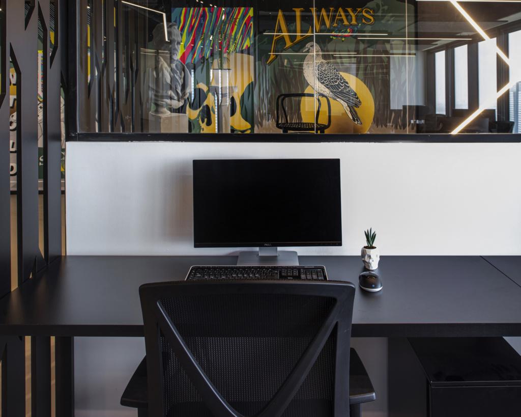 营销技术办公室设计案例【2700平方米】