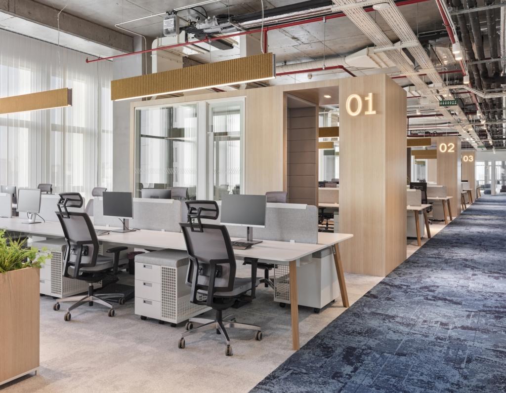 软件技术办公室设计【1500平方米】